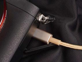 USB尼龙编织数据线